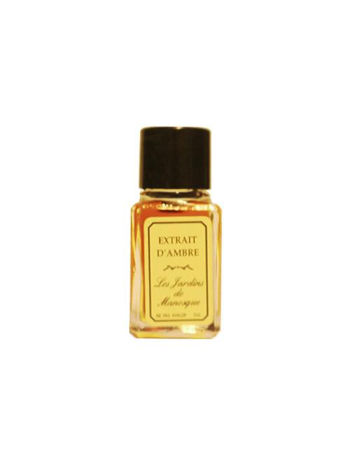 Extrait de Parfum AMBRE