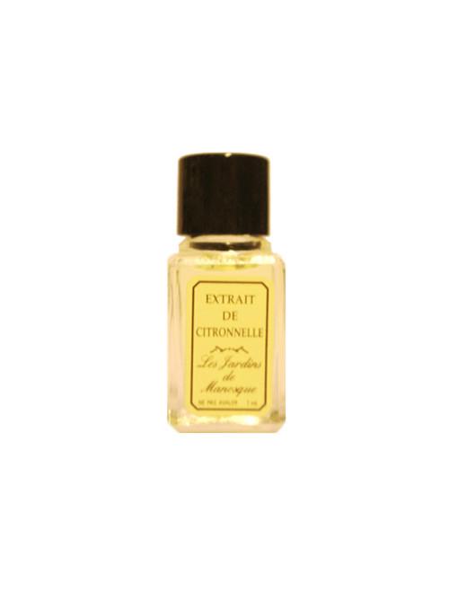Extrait de Parfum CITRONNELLE
