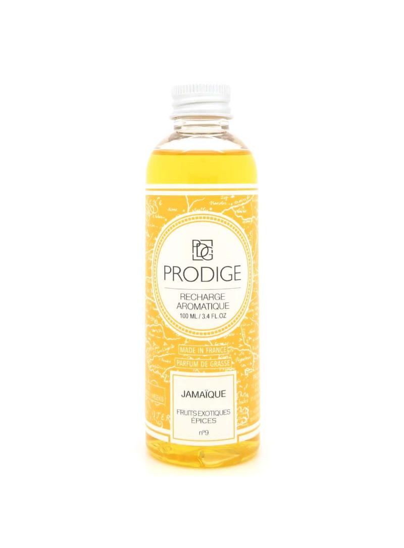 Diffuseur de parfum Recharge JAMAIQUE (Fruits exotiques, Épices)