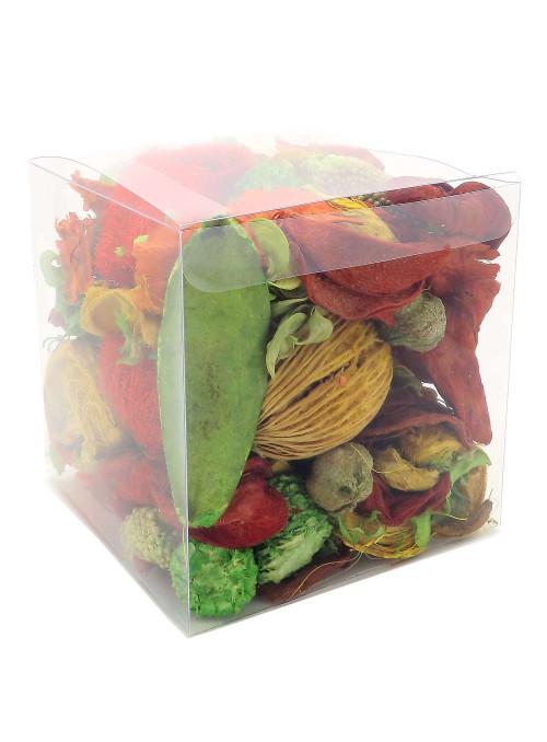 Pot pourri boite JAMAIQUE (Fruits exotiques, Épices)