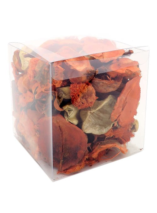 Pot pourri boite TERRE D'EPICES (Cannelle de Chine, Orange)