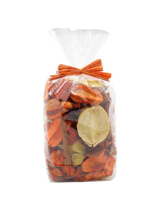 Pot pourri sachet TERRE D'EPICES (Cannelle de Chine, Orange)
