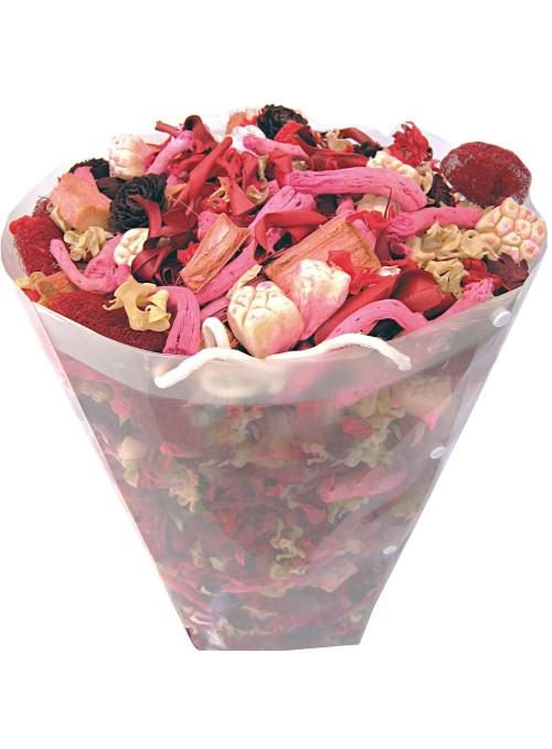 Pot pourri vrac 2kg JARDIN SECRET (Rose, Pivoine)