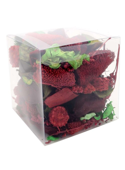 Pot pourri boite PLAISIR GOURMAND (Fruits rouges)