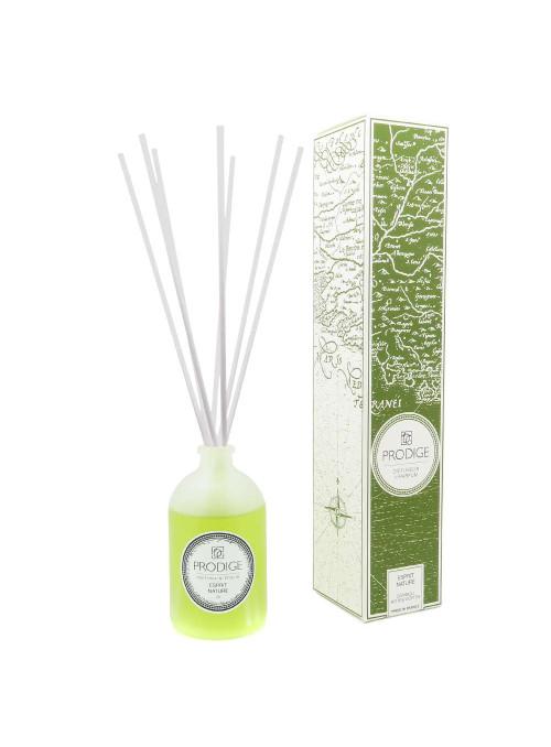Diffuseur de parfum Bambou, notes vertes Satiné