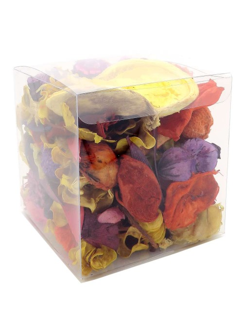 Potpourri Box TAHITIAN (Monoï, Passion Fruit)