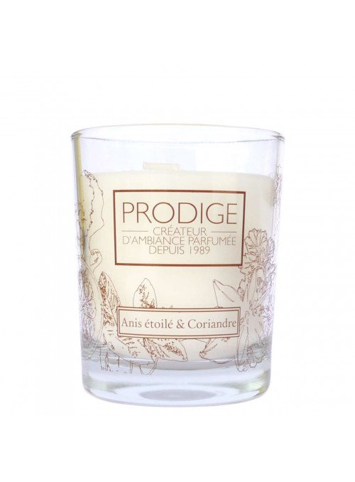 Scented Candle ANISE & CORIANDER