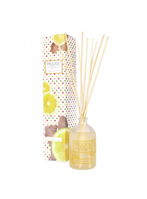 Reed Diffuser GINGER & LEMON