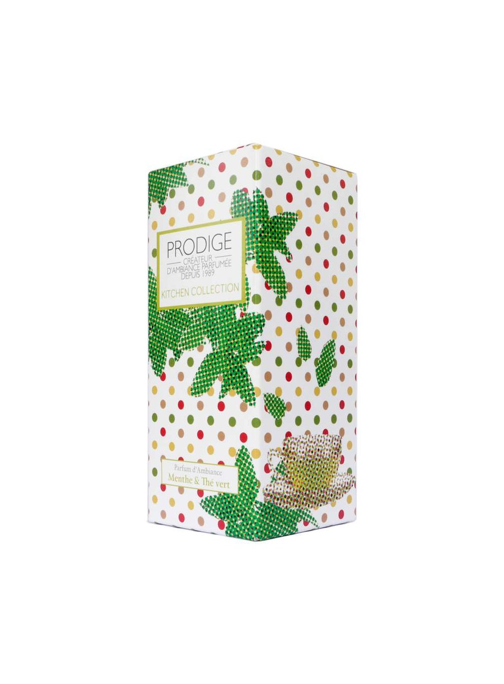 Prodige - Collection Kitchen x Home Perfume - MINT ang GREEN TEA