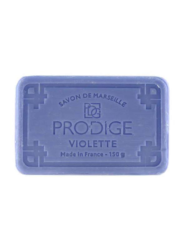 Scented Marseille Soap VIOLET