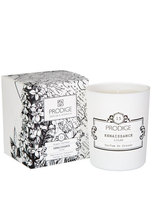 Scented Candle RENAISSANCE (Lilac) 190gr