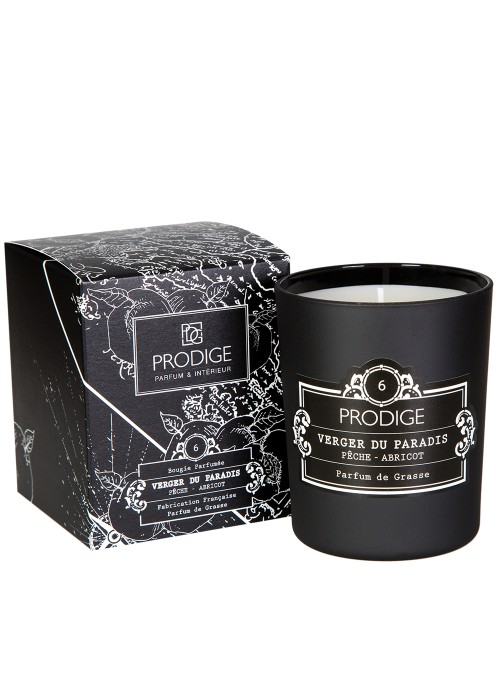 Scented Candle PARADISE GROVE (Peach, Abricot) 190gr