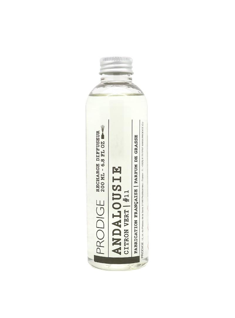 Diffuseur de parfum Recharge ANDALOUSIE (Citron Vert)