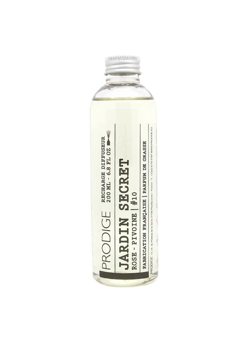 Diffuseur de parfum Recharge JARDIN SECRET 200ml