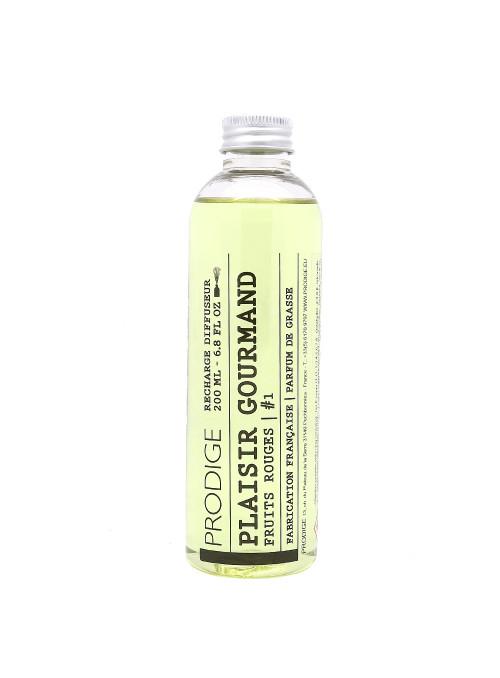 Diffuseur de parfum Recharge PLAISIR GOURMAND 200ml