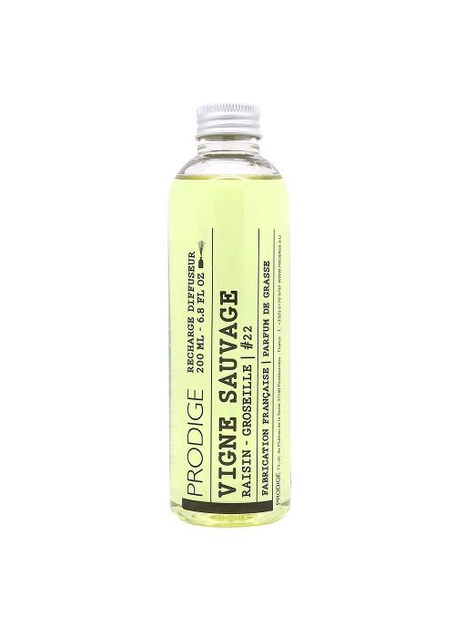 Diffuseur de parfum Recharge VIGNE SAUVAGE 200ml