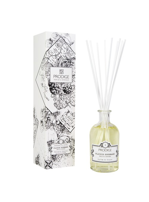 Reed Diffuser GOURMET DELIGHT (Red fruits)