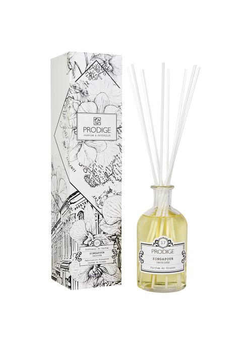 Diffuseur de parfum SINGAPOUR (Orchidée) 250ml