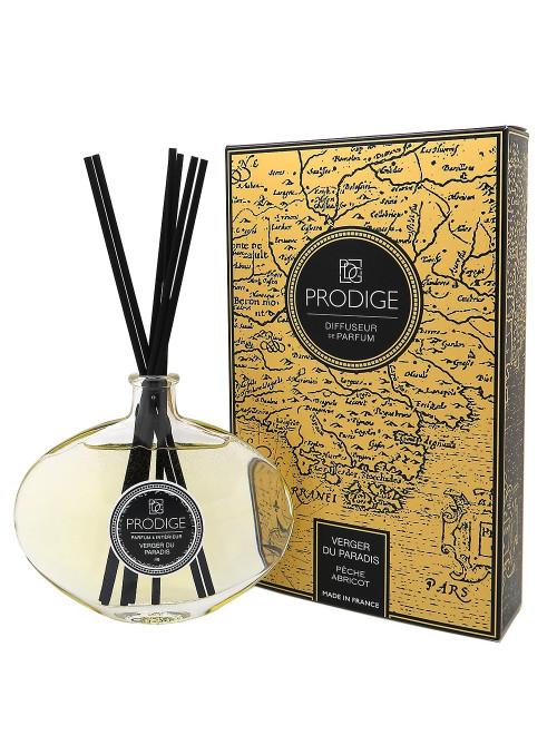 Diffuseur de parfum VERGER DU PARADIS (Pêche, Abricot) Satiné