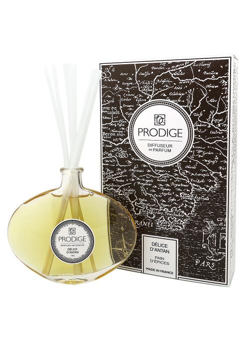 Diffuseur de parfum DELICE D'ANTAN (Pain d'épices) Satiné