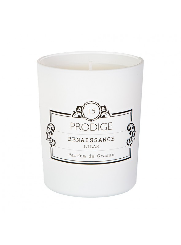 Scented Candle RENAISSANCE (Lilac)