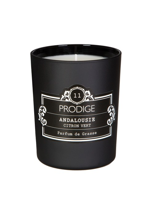 Scented Candle ANDALUSIA (Lime) 190gr