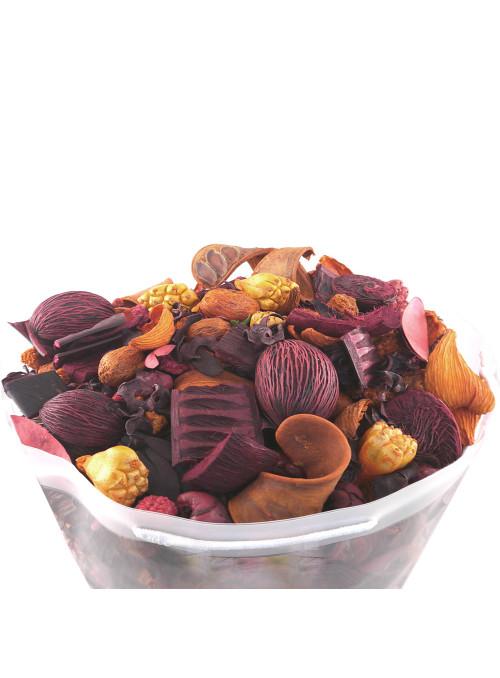 Pot pourri vrac 2kg APHRODISIA (Figue, Cassis)