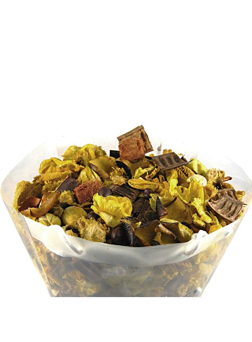 Pot pourri vrac 2kg DOUCEUR DES ILES (Vanille)