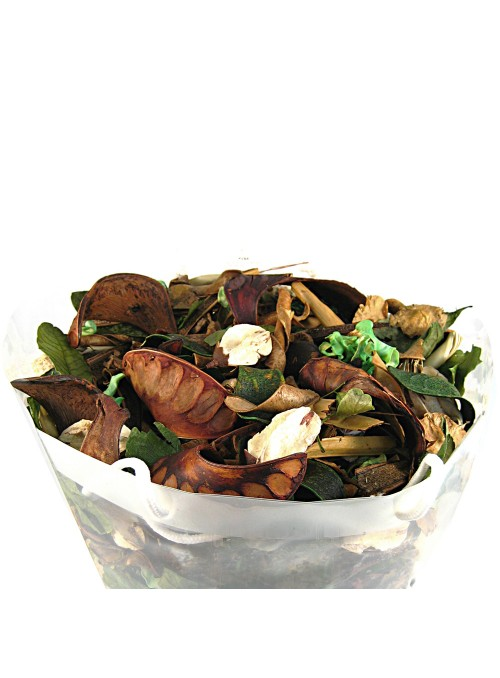 Pot pourri vrac 2kg ESPRIT NATURE (Bambou, notes vertes)