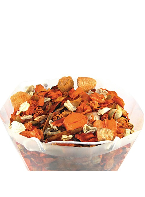 Pot pourri vrac 2kg TERRE D'EPICES (Cannelle de Chine, Orange)