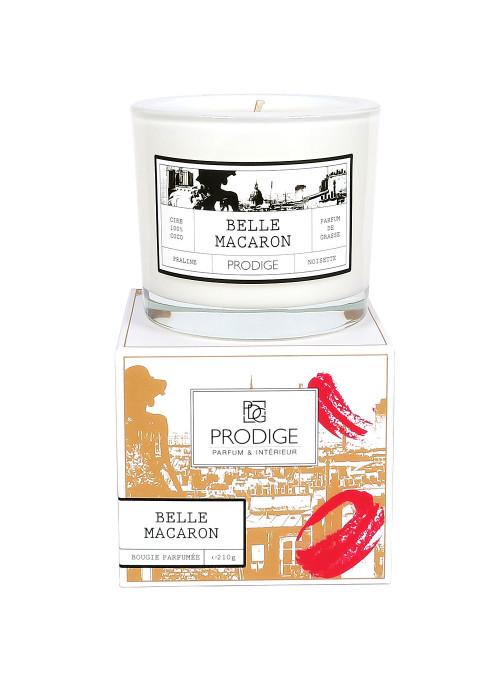 Bougie parfumée BELLE MACARON