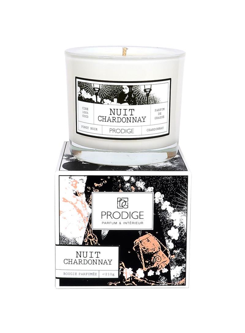 Bougie parfumée NUIT CHARDONNAY