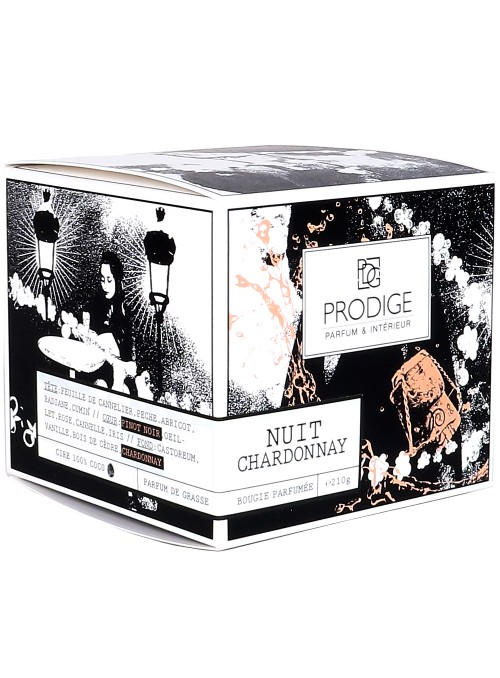 Scented Candle PINOT NOIR CHARDONNAY
