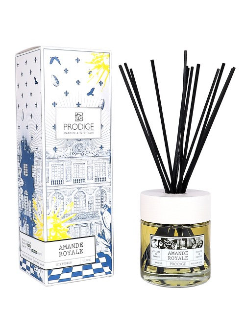 Reed diffuser almond and honey