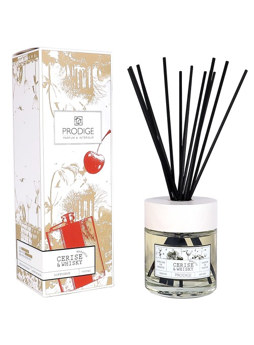 Diffuseur de parfum CERISE MARASCA ET WHISKY