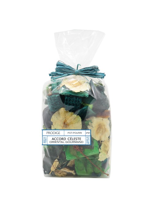 Pot pourri sachet ACCORD CELESTE (Oriental Gourmand)