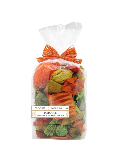 Pot pourri sachet JAMAIQUE (Fruits exotiques, Épices)
