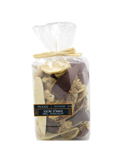 Potpourri Sachet CANDY CANE (Honey, Chocolate)