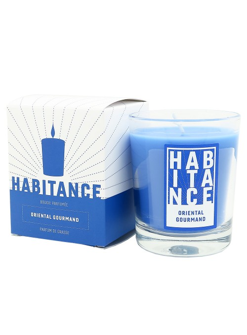Bougie parfumée Oriental Gourmand 150gr