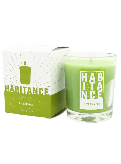 Scented Candle ANDALUSIA (Lime)