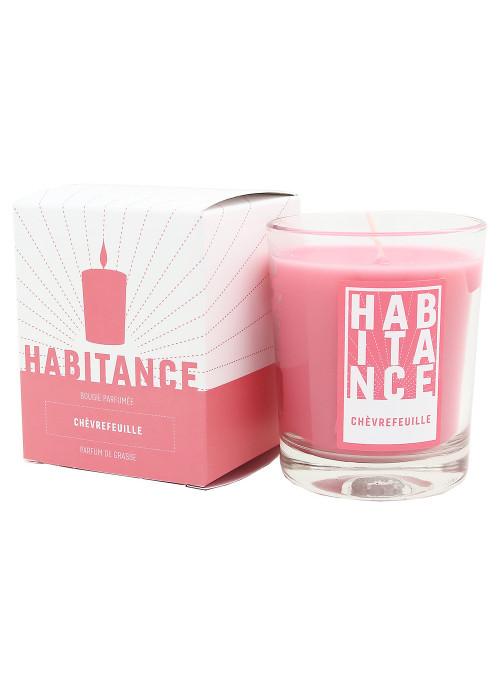 Scented Candle BALI (Honeysuckle, Neroli)