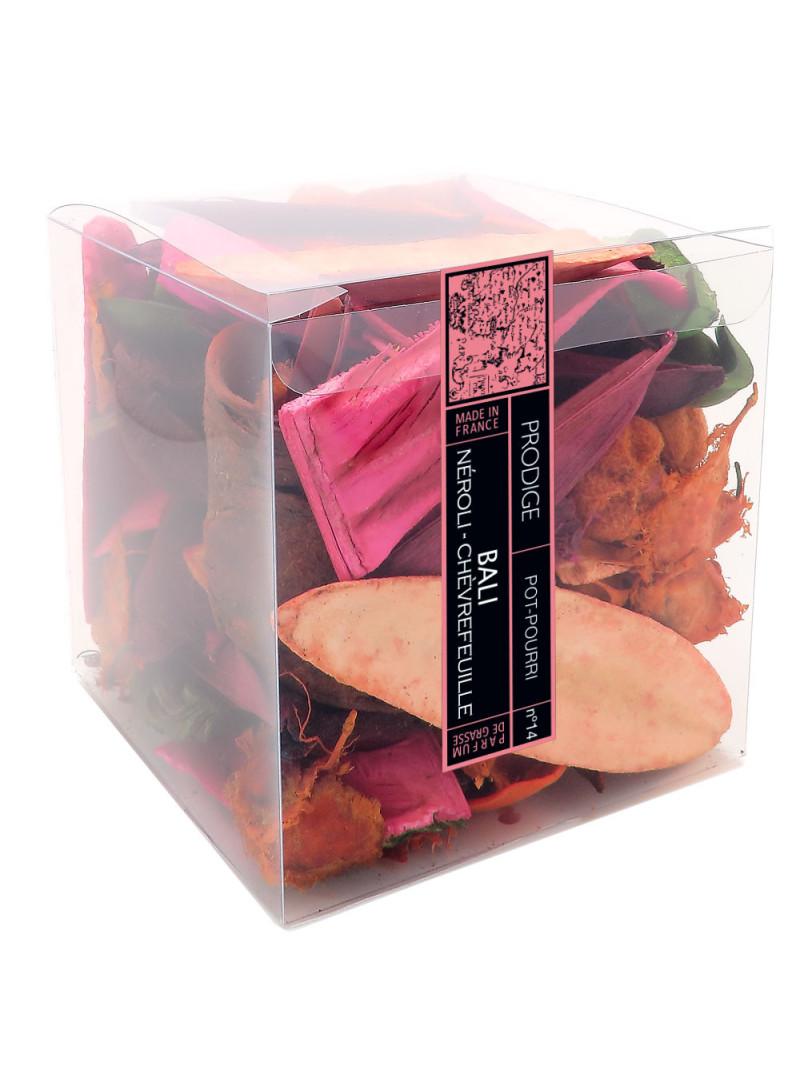 Potpourri Box BALI (Honeysuckle, Neroli)