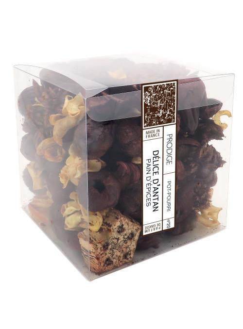 Potpourri Box SWEET NOSTALGIA (Ginger, Nutmeg)