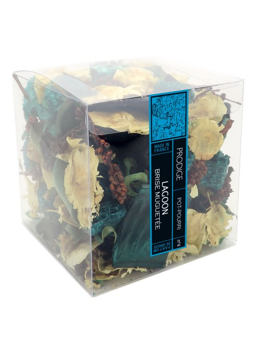 Potpourri Box LAGOON (Muguet Aldehyde)
