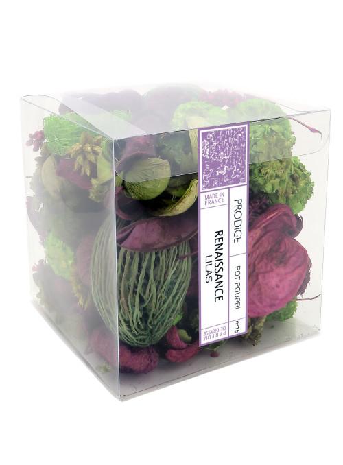 Potpourri Box RENAISSANCE (Lilac)