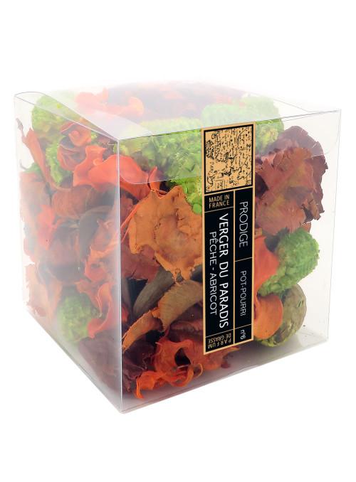 Potpourri Box PARADISE GROVE (Peach, Abricot)