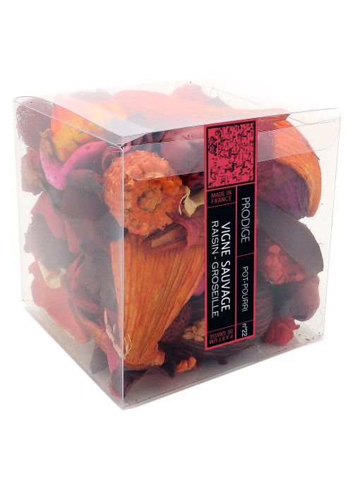 Potpourri Box WILD GRAPES (Grape, Current)