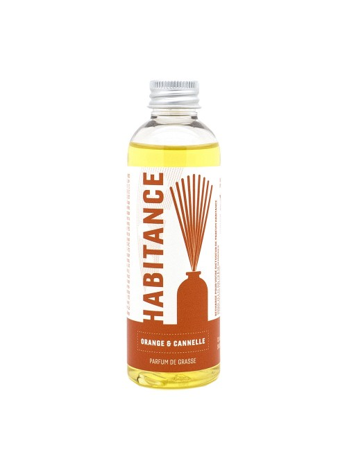 Recharge Orange Cannelle 100ml