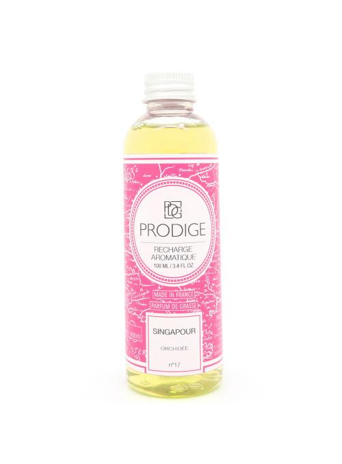 Diffuseur de parfum Recharge SINGAPOUR (Orchidée)
