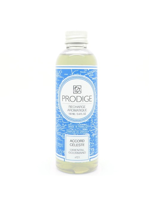 Recharge ACCORD CELESTE (Oriental Gourmand) 100ml
